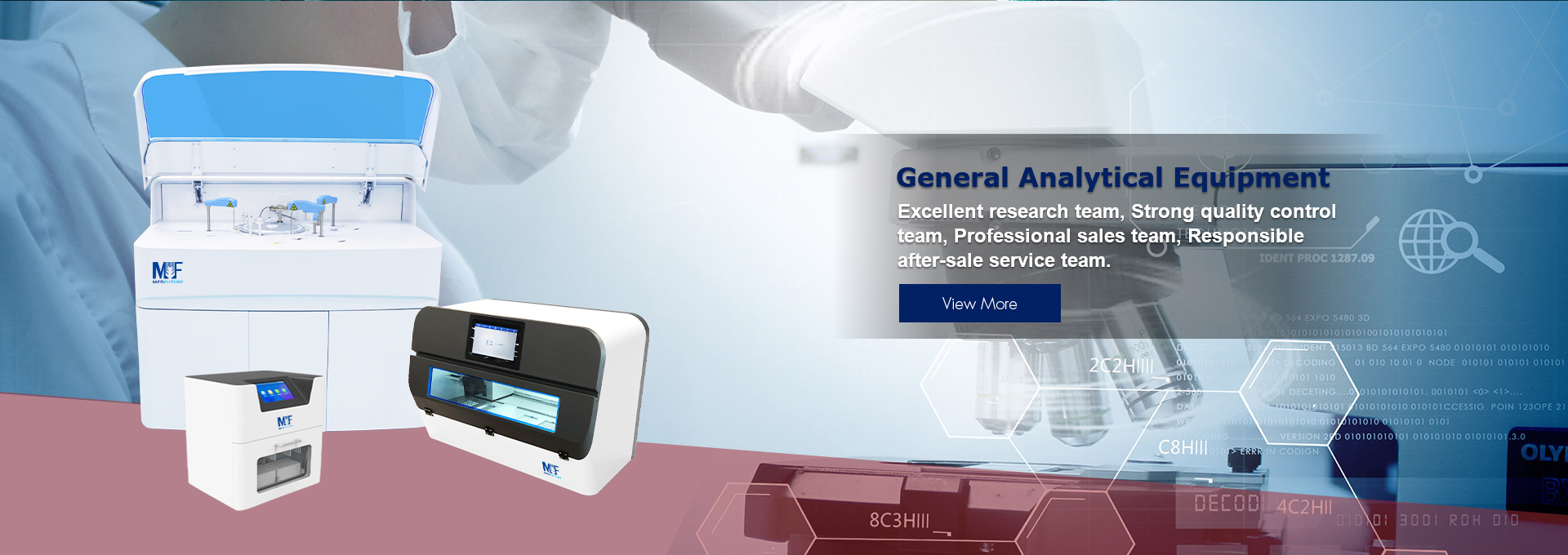 General Analytical Equipment