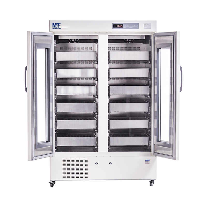 Large Capacity Blood Bank Refrigerator