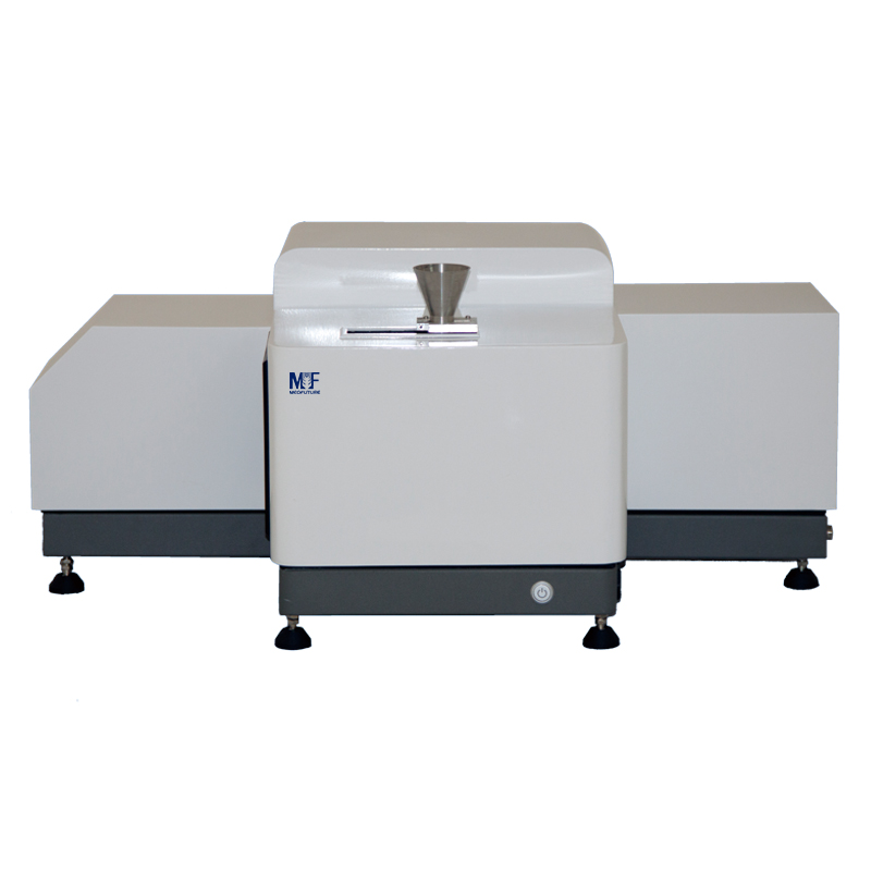 Dry Automatic Laser Particle Size Analyzer