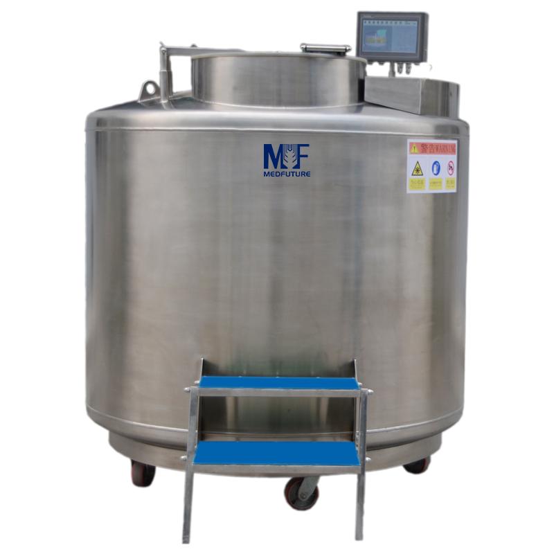 Biobank Series Liquid Nitrogen Container