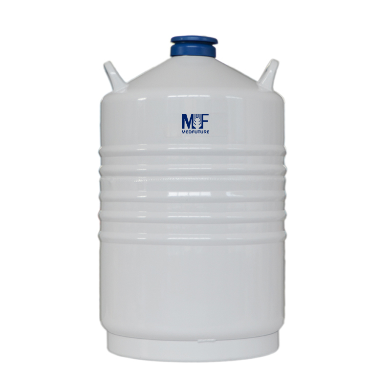 Static Storage Series Liquid Nitrogen Container