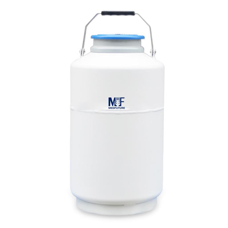 Wide Neck Laboratory Series Liquid Nitrogen Container