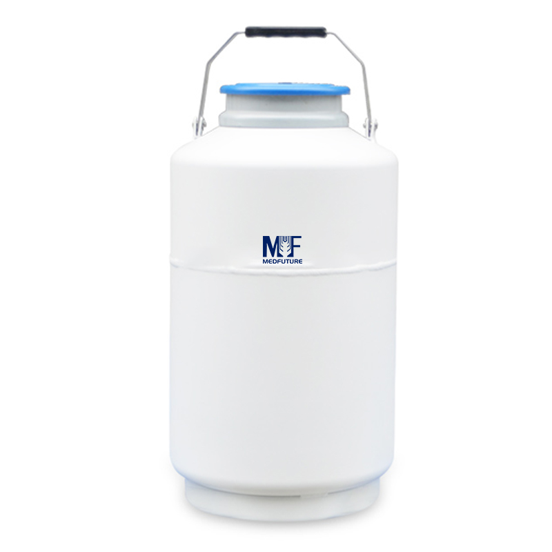 Wide Neck Laboratory Series Liquid Nitrogen Container