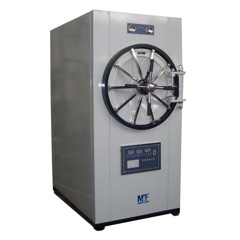 Horizontal Cylindrical Pressure Steam Sterilizer