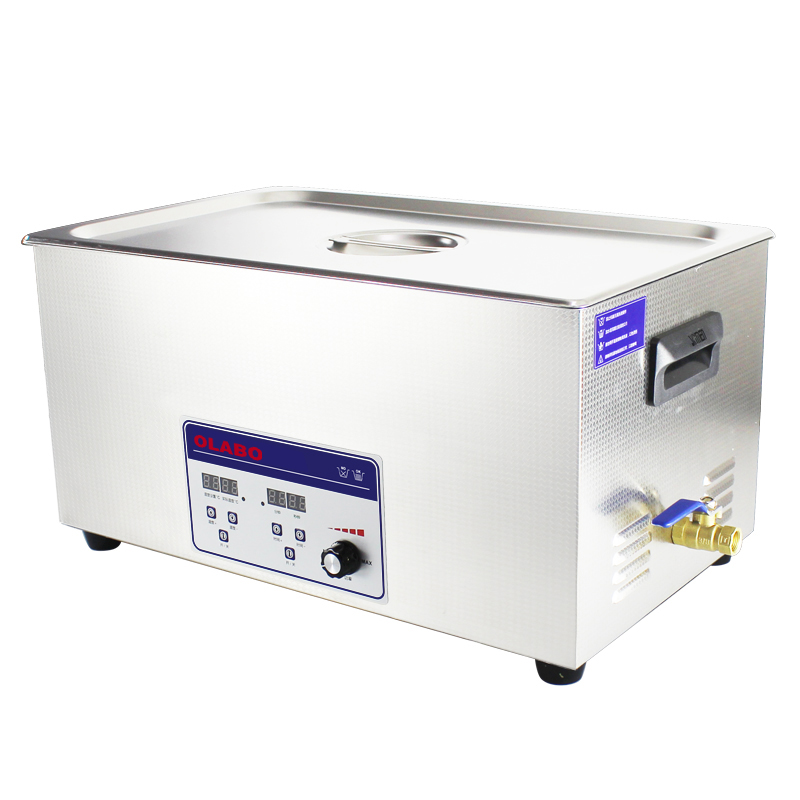 Tabletop Ultrasonic Cleaner (Digital Timing Adjust Temp. and Consumption Series)
