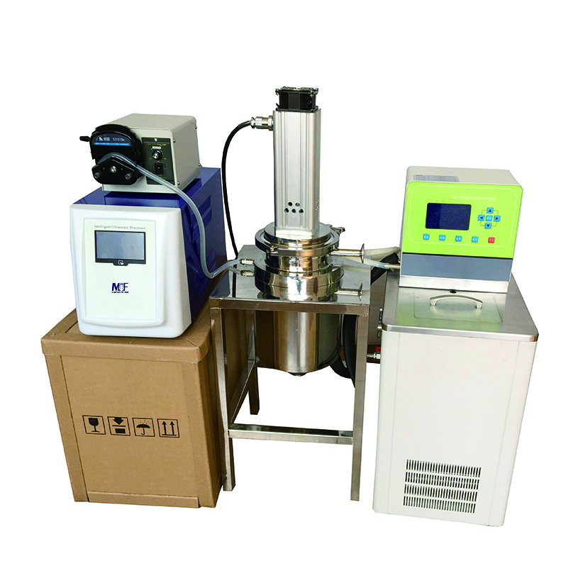 Continuous Flow Ultrasonic Cell Disruptor