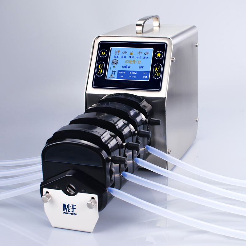 Touch Screen Peristaltic Pump