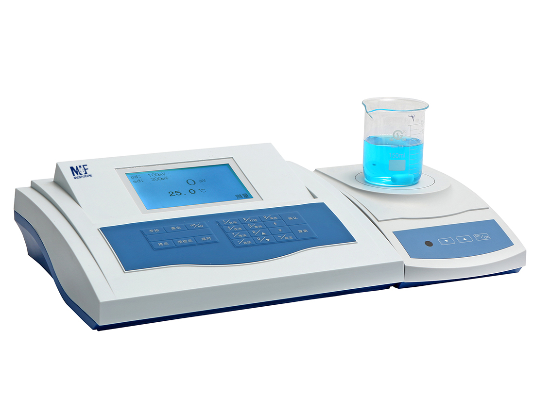 Automatic Potential Titrator