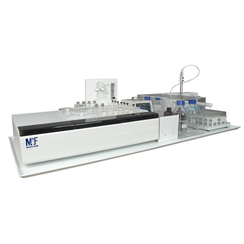 Automatic Continuous Flow Analyzer