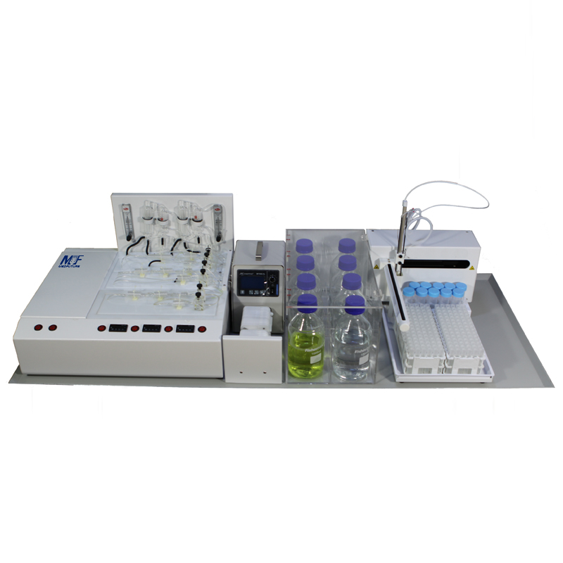 Automatic Continuous Flow Analyzer