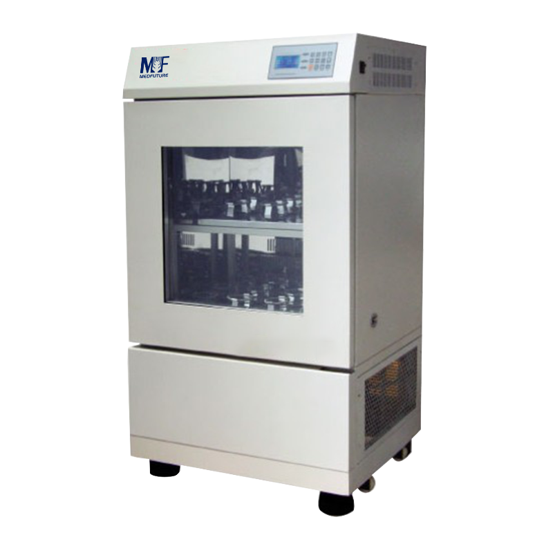 Vertical Type Shaking Incubator(Single Door & Double Layer)