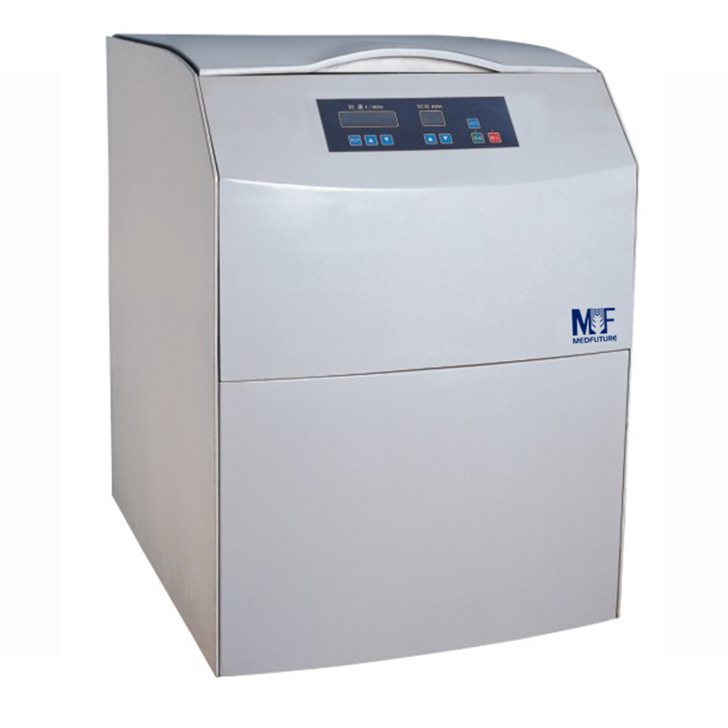 Vertical Large Capacity Low Speed Refrigerated Centrifuge