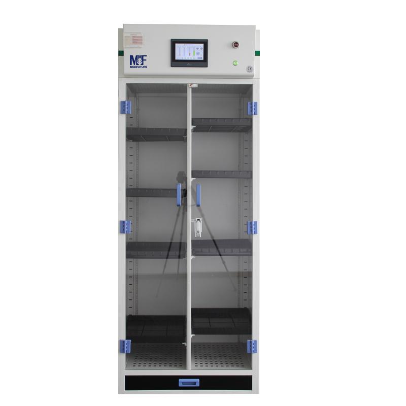 Filtered Storage Cabinet