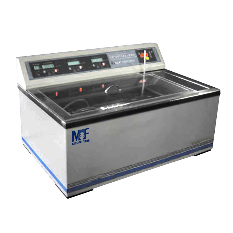 Petroleum automatic vapor pressure tester