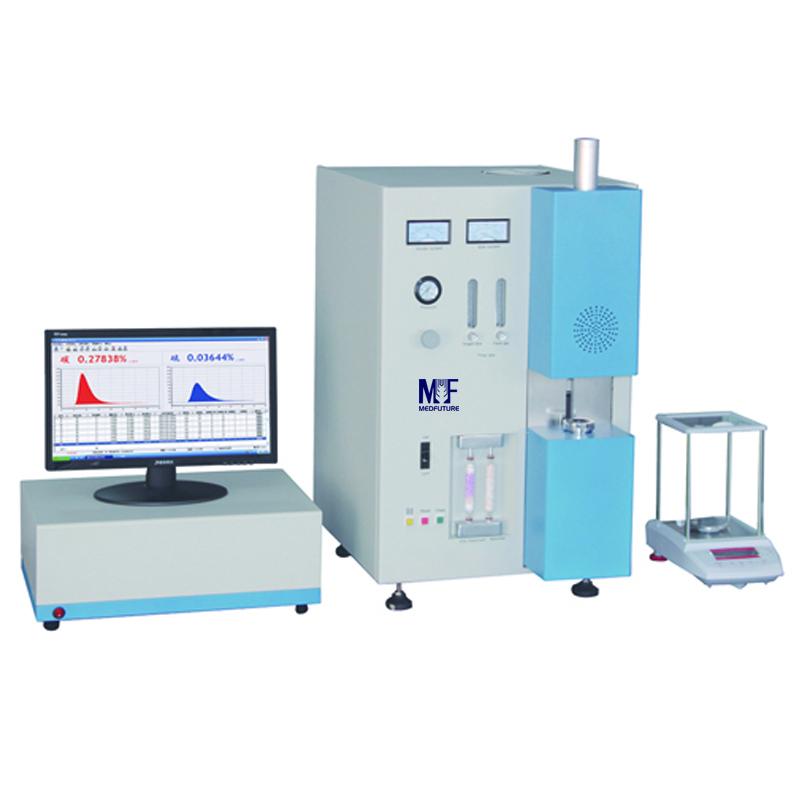 Carbon  Sulfur Analyzer