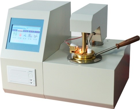 Automatic Closed Flash Point Tester