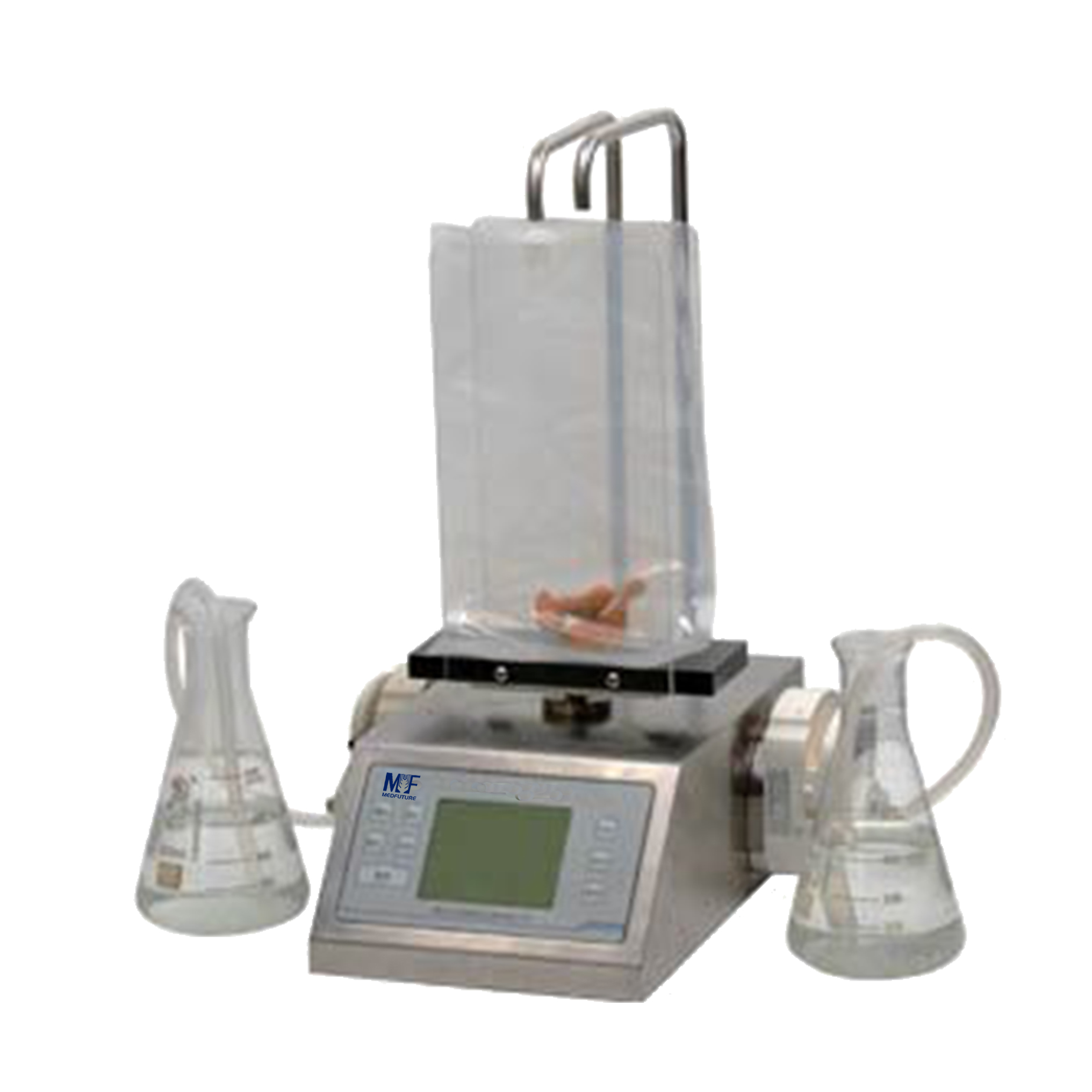 Automatic weight dilution instrument