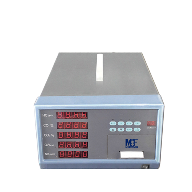 Automobile Exhaust Analyzer